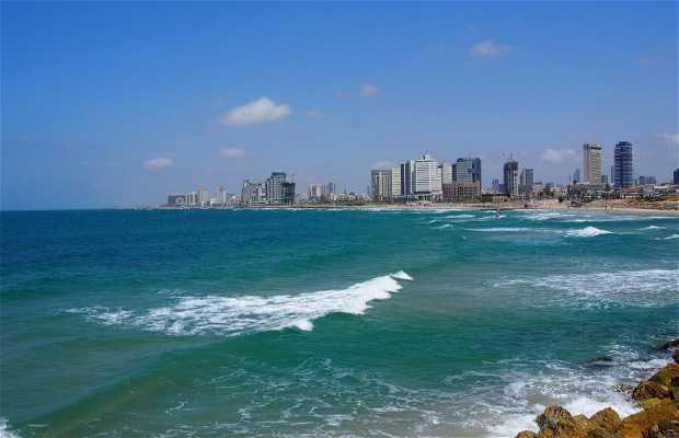 Mirante em Old Jaffa