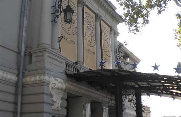 Lens Vernescu House