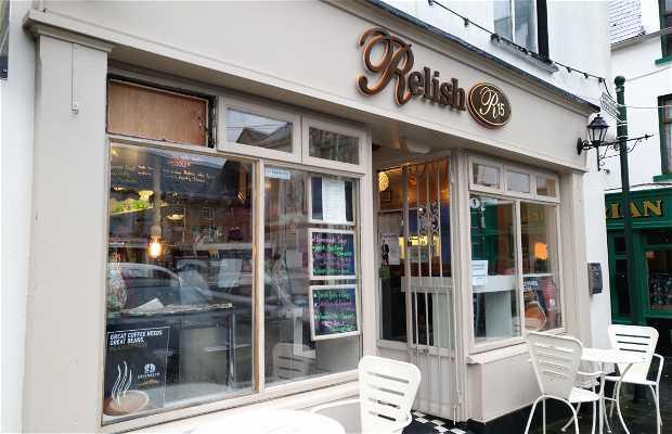 Relish Café R-15