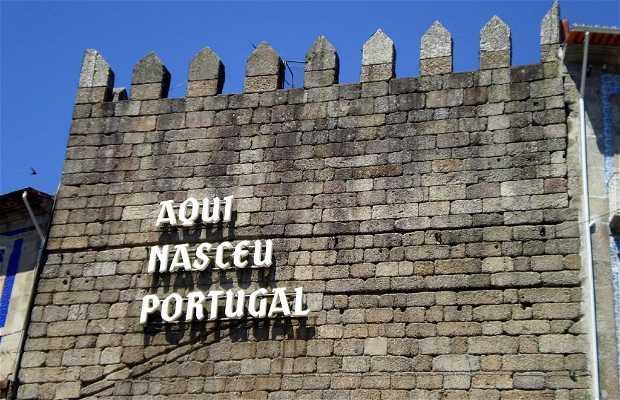 Murallas de Guimarães