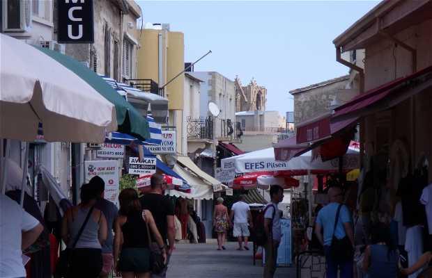 Walking Street-trading-Gazimagusa Famagusta