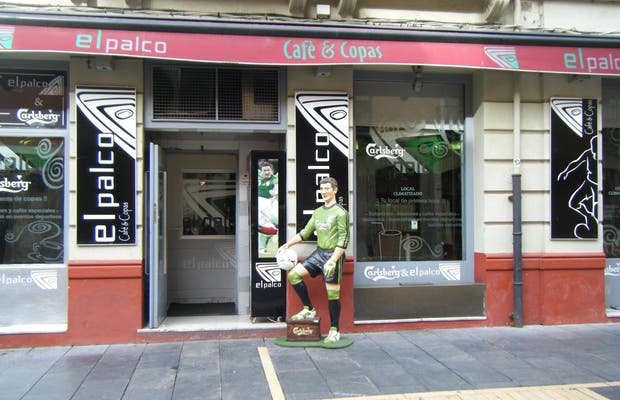 Cafe & Copas El Palco