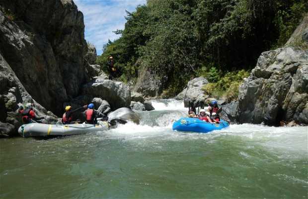 Rafting Baiguate