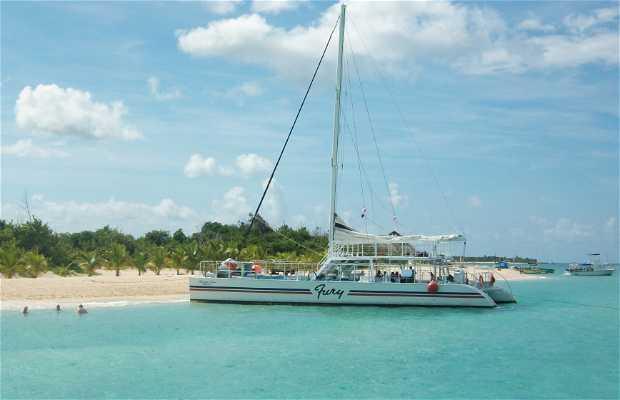 Fury Catamaran Excursion