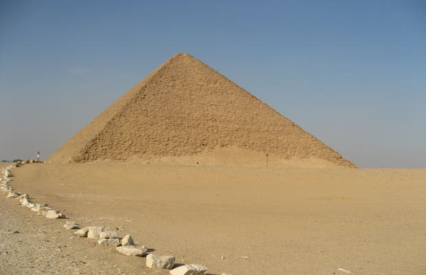 The Lesser-known Pyramids of Dashur
