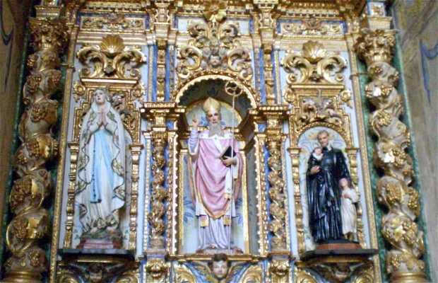 Chapelle de San Nicolás
