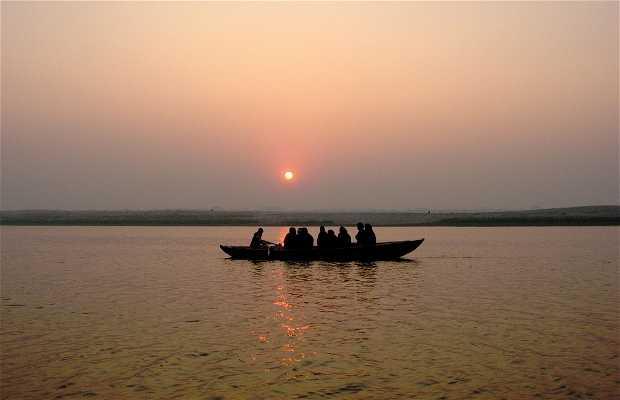 Il fiume Gange