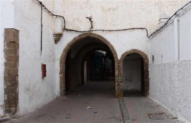 Rue Khalikane