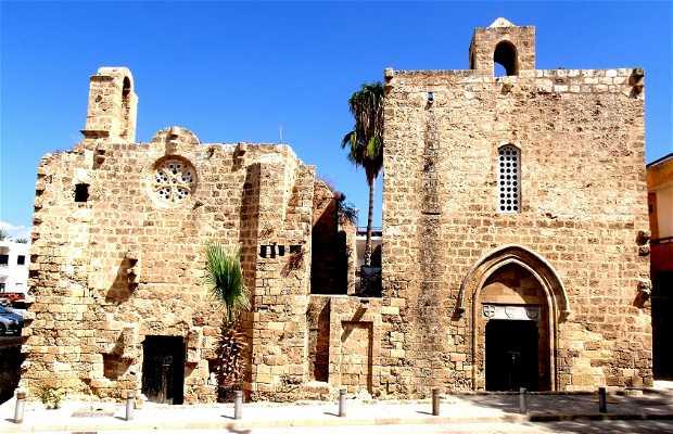 Iglesias Gemelas de los Templarios y Hospitalarios