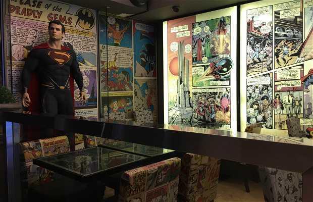 DC Comics Super Heroes Cafe - Marina Sands