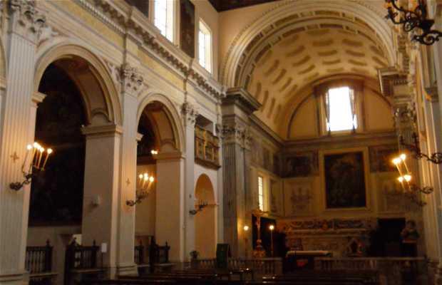 Iglesia de Santa Ana de los Lombardos