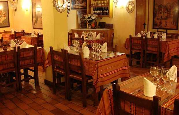 Restaurante El Patio Latino