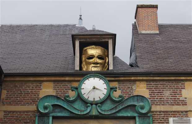 Reloj del Grand Marionnettiste
