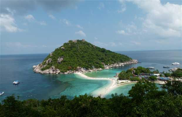 Isla Koh Nang Yuan