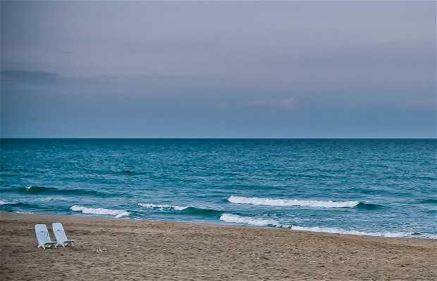Playa de Daimús