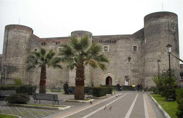 Castelo Ursino & Museu Cívico