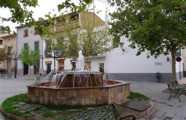 Plaza Carlos V-Beneixama-