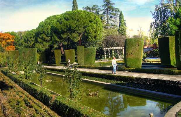 Jardins de Cecilio Rodriguez