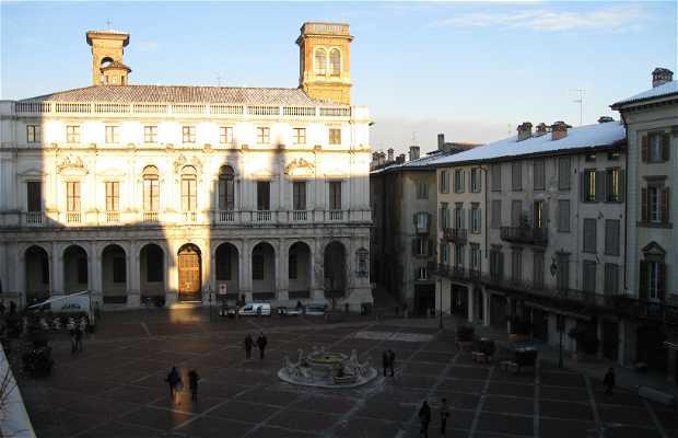 Palazzo Nuovo di Bergamo