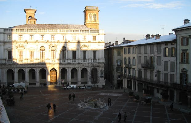 Palazzo Nuovo (Palácio Novo)