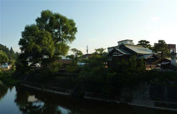 Aire de conservation Ebisutaigumi