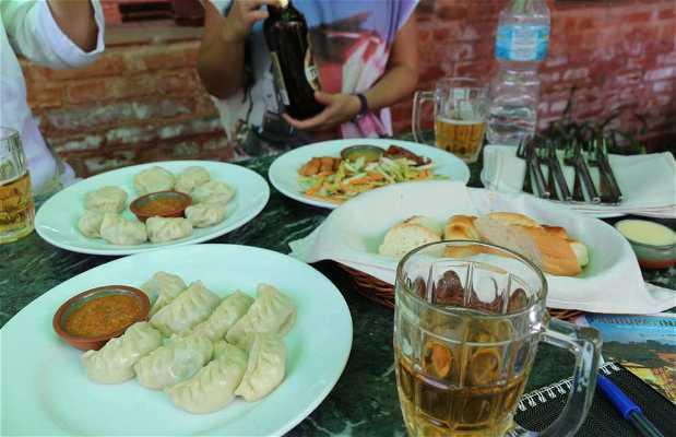 Cafe Restaurante Museo de Patan