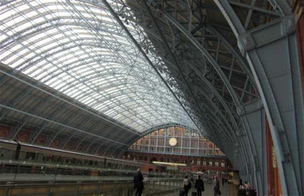 Estação de St. Pancras