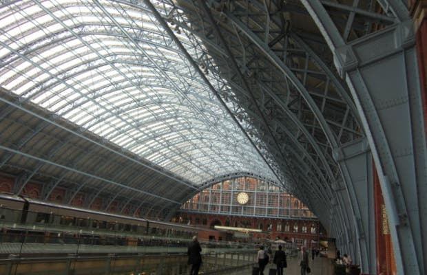 Gare Saint Pancras