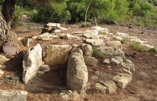 Ruta de los Túmulos Funerarios Ibéricos del Matarraña