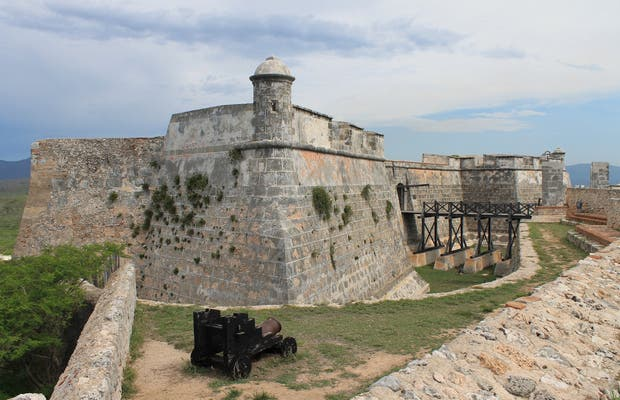 Château de San Pedro de la Roca