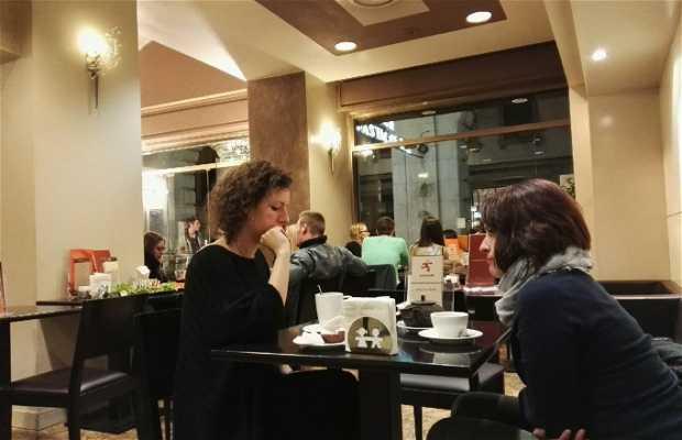 Caffé Gianduja
