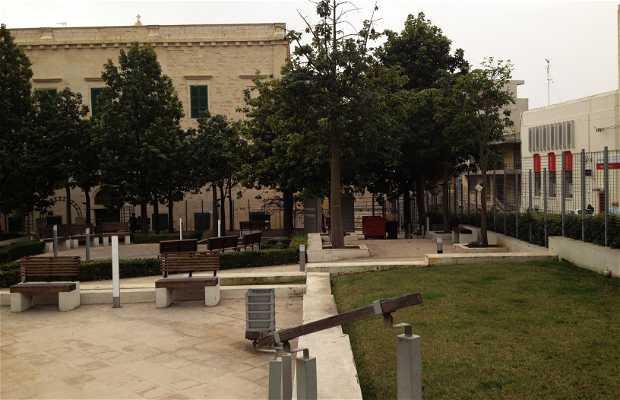 Jardín Spinola