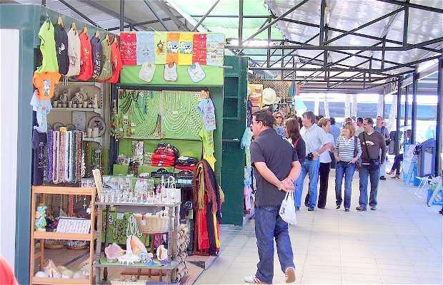 Craft Market in La Toja