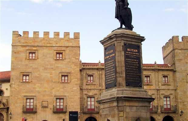 Monumento de Don Pelayo