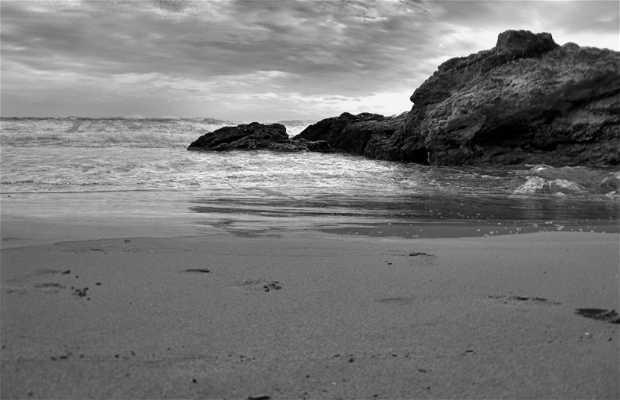 Spiaggia della Roca Plana