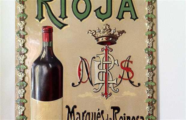 Marqués De Reinosa wineries