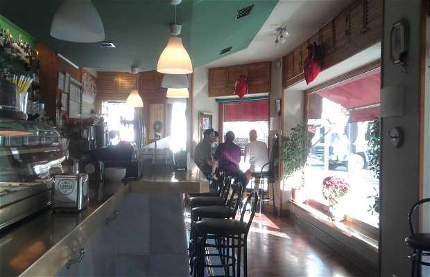 Cafetería Rojas