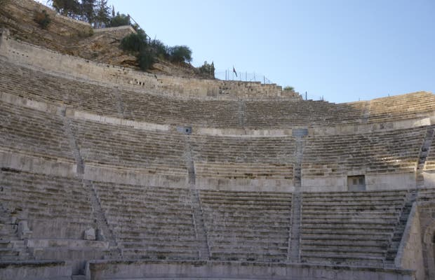 Teatro Romano de Amman