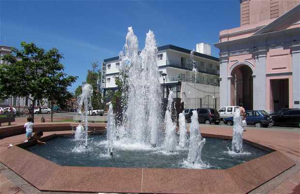Plaza San Fernando o de la Constitución