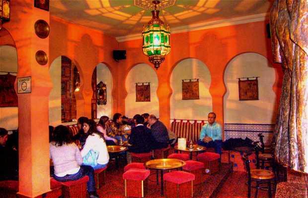 Alhama tearoom-bar