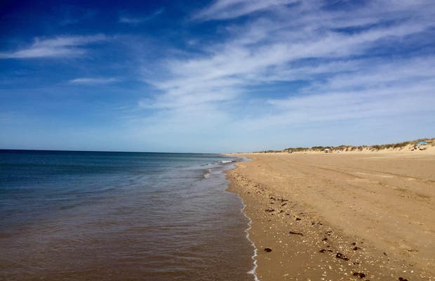 Playa Punta de la Flecha