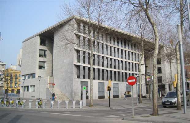 Juzgados de Gerona (Jutjats de Girona)