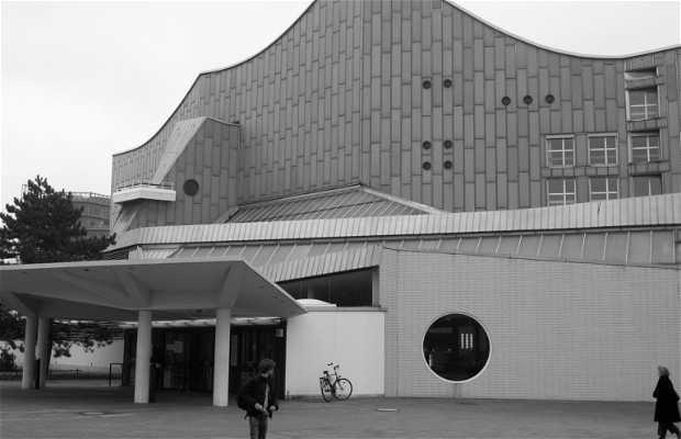 Philharmonie De Berlin A Berlin 7 Experiences Et 19 Photos