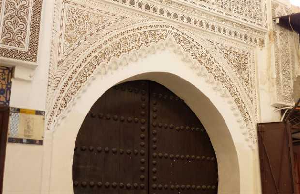 Biblioteca de la Gran Mezquita