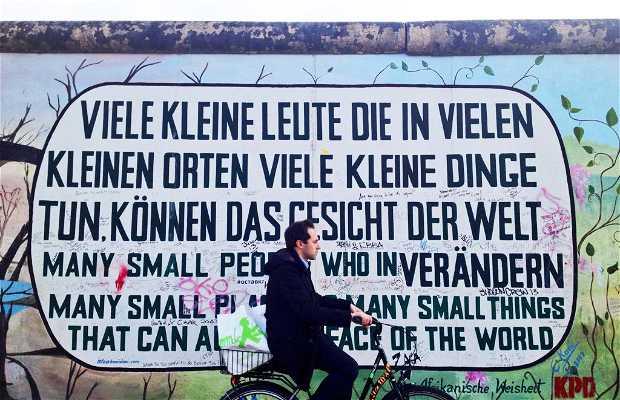 Berlín en bicicleta