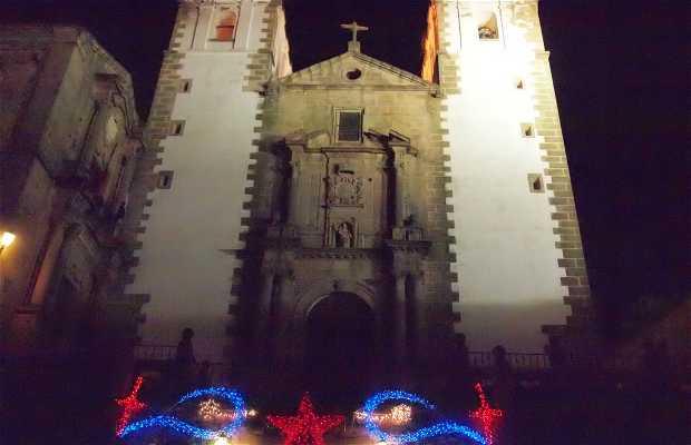 Visit nocturnal Cáceres