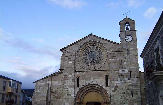 Iglesia Santa María de Meira