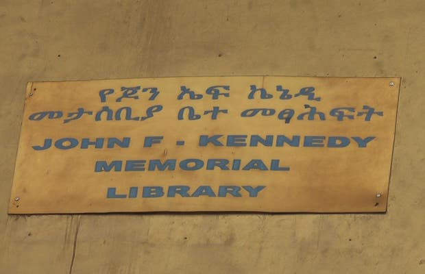 Jonh F. Kennedy Memorial Library
