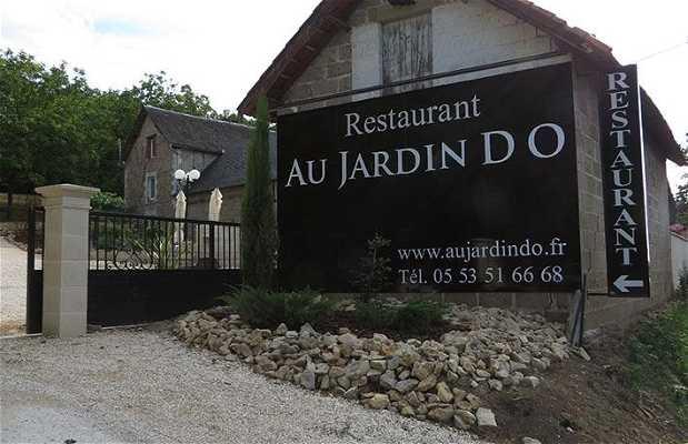 Au jardin d 39 o terrasson lavilledieu 1 exp riences et 10 for Restaurant o jardin