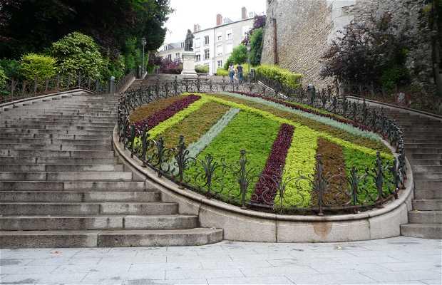 Escaleras de Denis Papin